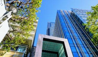 赤坂駅の近くの高級賃貸を探す